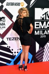 Tori Kelly – 2015 MTV European Music Awards in Milan, Italy