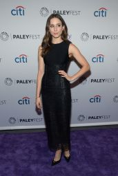 Troian Bellisario – 'Pretty Little Liars' Q&A – PaleyFest New York 2015