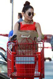 Vanessa Hudgens - Shopping in Studio City, October 2015