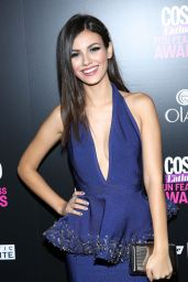 Victoria Justice - 2015 Fun, Fearless Latina Awards in New York City