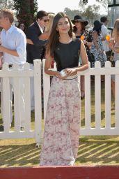 Victoria Justice – 2015 Veuve Clicquot Polo Classic in Pacific Palisades