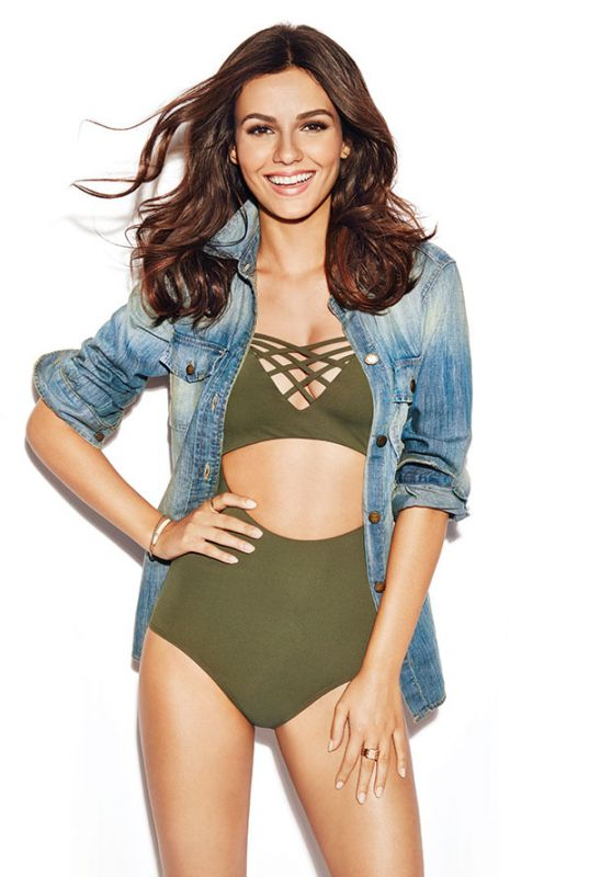 Victoria Justice - Health Magazine November 2015 Cover and Pics