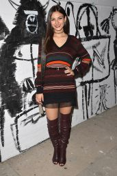 Victoria Justice - Rebecca Minkoff Flagship Store Opening in Los Angeles, October 2015