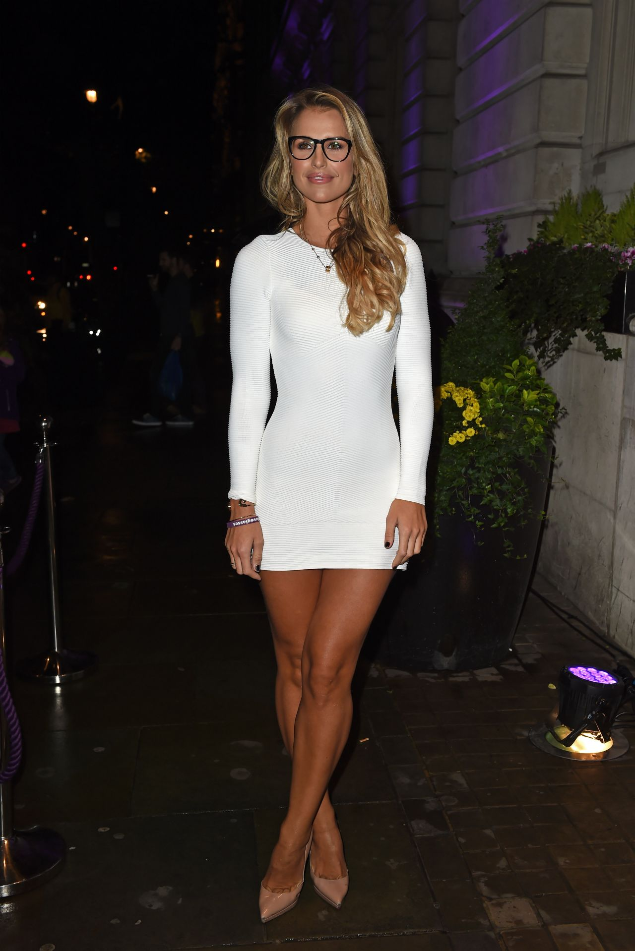 Vogue Williams Specsavers Spectacle Wearer Of The Year