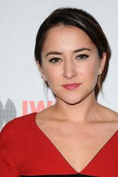 Zelda Williams - 2015 International Women