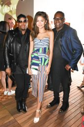 Zendaya - CFDA Vogue Fashion Fund Welcome Cocktails in Los Angeles