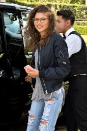 Zendaya - Just Jared 2015 Fall Fun Day in Los Angeles