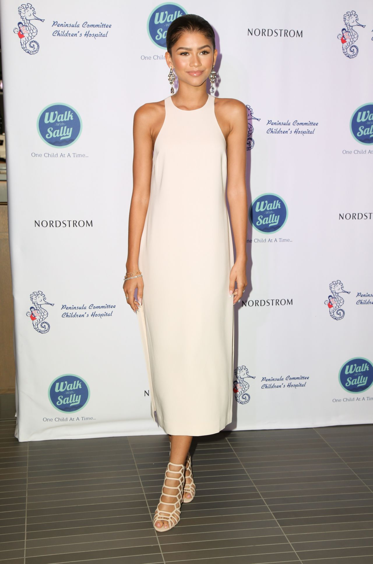 Zendaya - Nordstrom Del Amo Fashion Center Store Opening Gala, October 2015