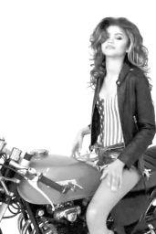 Zendaya - Photoshoot for Galore Magazine, October 2015