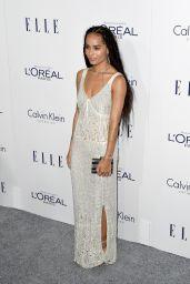 Zoë Kravitz – 2015 ELLE Women in Hollywood Awards in Los Angeles