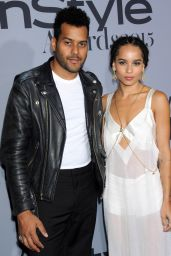 Zoë Kravitz – 2015 InStyle Awards in Los Angeles