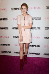 Zoey Deutch - Cosmopolitan