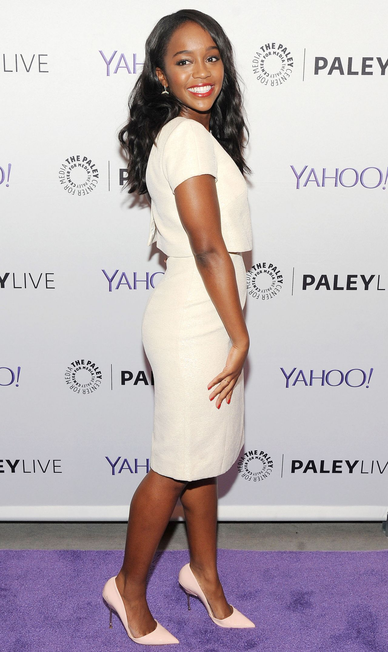 Aja Naomi King – PaleyLive NY Presents the Cast of 'How to Get Away with Murder' in New York