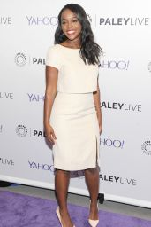 Aja Naomi King - PaleyLive NY Presents the Cast of