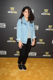 Alessia Cara – Westwood One Presents the American Music Awards 2015 Radio Row Day 2 in Los Angeles