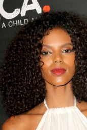Grace Mahary – 2015 Keep a Child Alive Black Ball in New York City