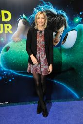Jenni Falconer – Good Dinosaur Gala Screening in London