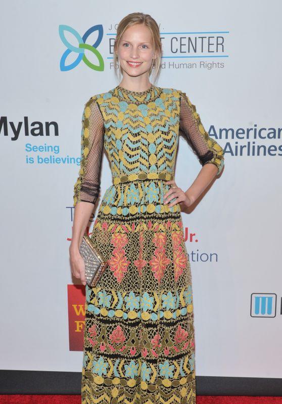Katrin Thormann – Elton John's 2015 AIDS Foundation Gala in New York City