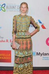 Katrin Thormann – Elton John's 2015 AIDS Foundation Gala in New York City