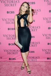 Kristina Bazan – Victoria's Secret Fashion Show 2015 After Party in NYC