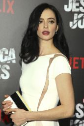 Krysten Ritter - Jessica Jones Premiere in New York
