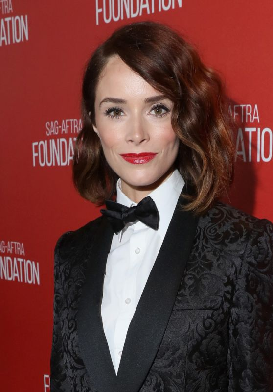 Abigail Spencer - SAG Foundation 30th Anniversary Celebration in Beverly Hills