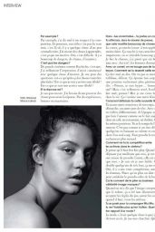 Adèle Exarchopoulos - Marie Claire Magazine France December 2015 Issue