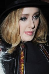 Adele - Out in NYC, November 2015