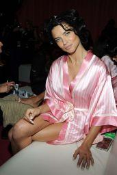 Adriana Lima - Victoria Secret Fashion Show in New York City, Backstage