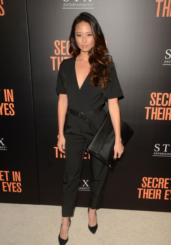 Aja Dang - Secret In Their Eyes Premiere in Los Angeles