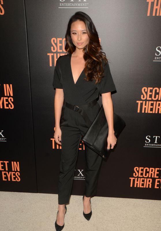 Aja Dang - Secret In Their Eyes Premiere in Los Angeles