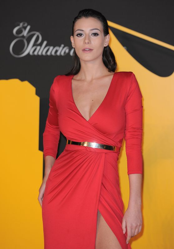 Alejandra Guilmant - El Palacio de Hierro Store Opening in Mexico City, November 2015