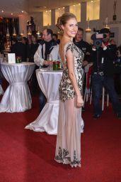 Alena Gerber – Goldene Bild Der Frau Award 2015 in Hamburg