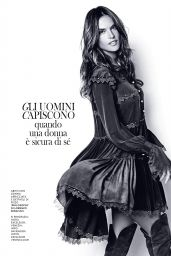 Alessandra Ambrosio - Grazia Magazine Italy November 2015 Issue