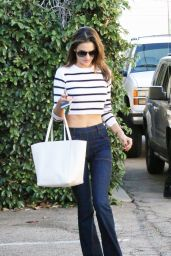 Alessandra Ambrosio - Out in Los Angeles, November 2015