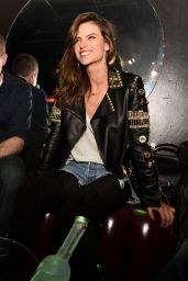 Alessandra Ambrosio - The Official Viper Room Re-Launch Party in West Hollywood, November 2015