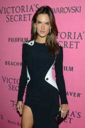 Alessandra Ambrosio – Victoria's Secret Fashion Show 2015 After Party in NYC
