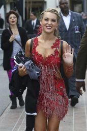 Alexa PenaVega - Leaves Dancing With the Stars Rehearsal at The Grove in West Hollywood, November 2015