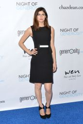 Alexandra Daddario - 2015 Night Of Generosity Gala in Beverly Hills