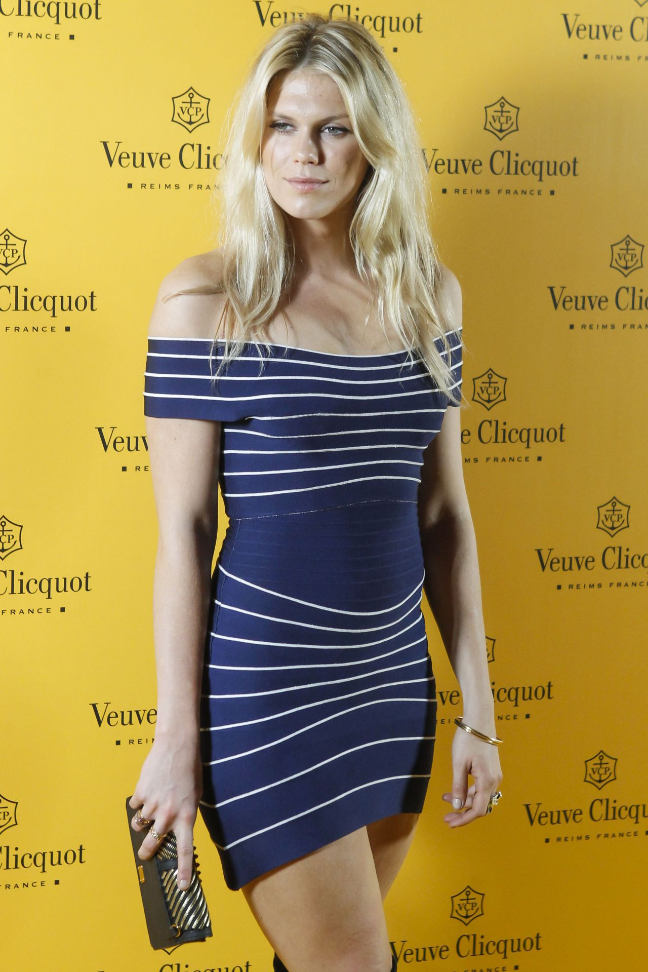 Alexandra Richards – Yelloween Party by Veuve Clicquot in Madrid, October 2015