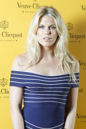 Alexandra Richards - Yelloween Party by Veuve Clicquot in Madrid, October 2015
