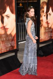 Alicia Vikander – The Danish Girl Premiere in Westwood, November 2015
