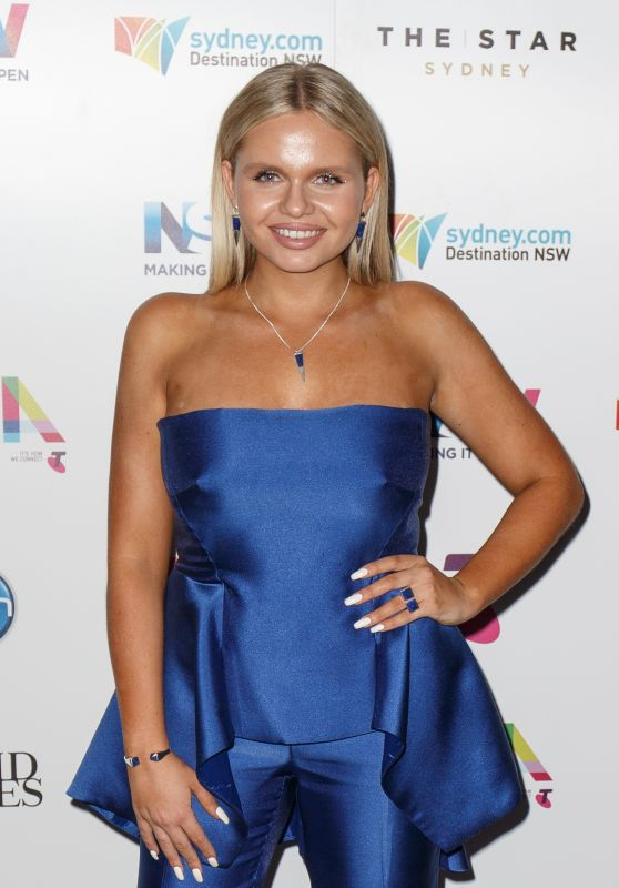 Alli Simpson - 2015 ARIA Awards in Sydney