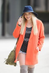 Alli Simpson Style - Out in LA, November 2015