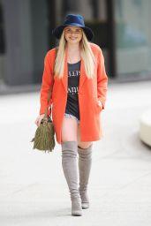 Alli Simpson Style - Out in LA, November 2015
