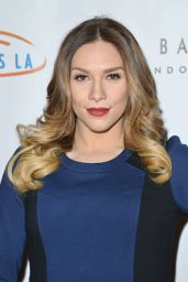 Allison Holker - Lupus LA Hollywood Bag Ladies Luncheon in Beverly Hills, November 2015