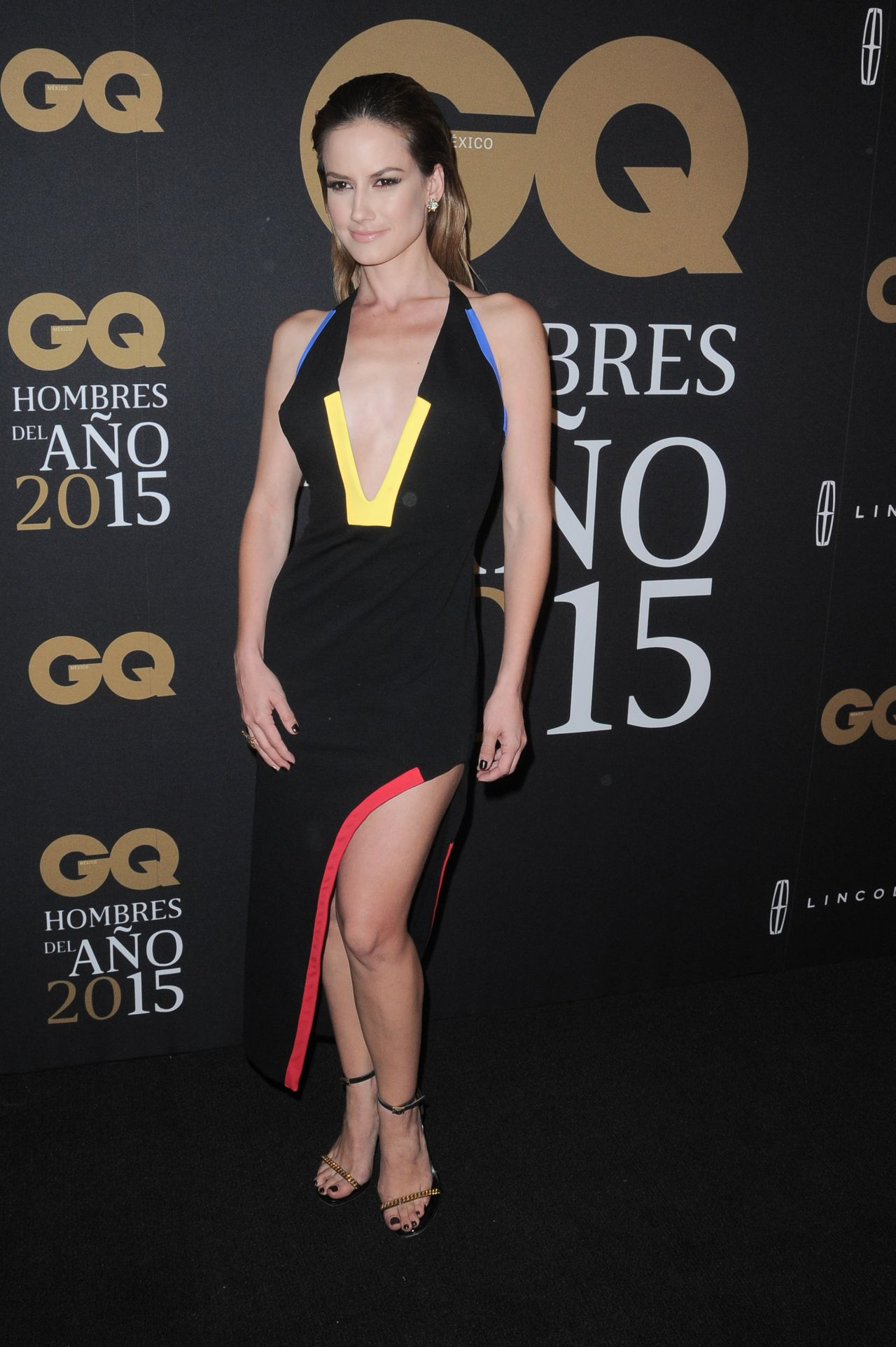 Altair Jarabo Gq Men Of The Year Awards 2015 In Mexico City