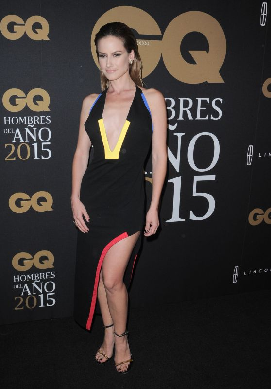 Altair Jarabo – GQ Men of the Year Awards 2015 in Mexico City