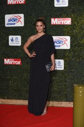 Amanda Byram - 2015 Daily Mirror Pride of Sport Awards in London