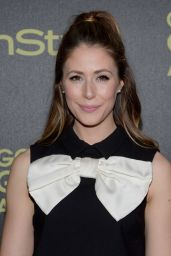 Amanda Crew - HFPA And InStyle Celebrate The 2016 Golden Globe Award Season in West Hollywood